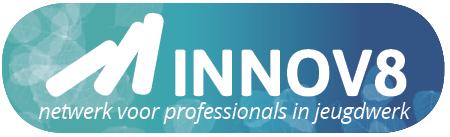 INNOV8 Mail logo balkje